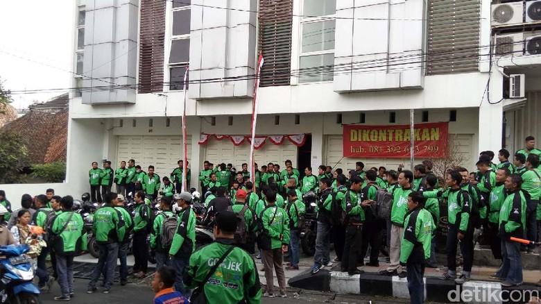 Kantor Go-Jek di Kota Magelang Ditutup