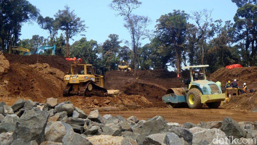 Foto : Mengintip Proyek Harta Karun Energi di Gunung Slamet