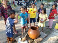 tradisi gentongan di cianjur
