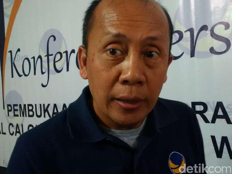 Nasdem Jabar Berharap Golkar Masih Dukung Ridwan Kamil