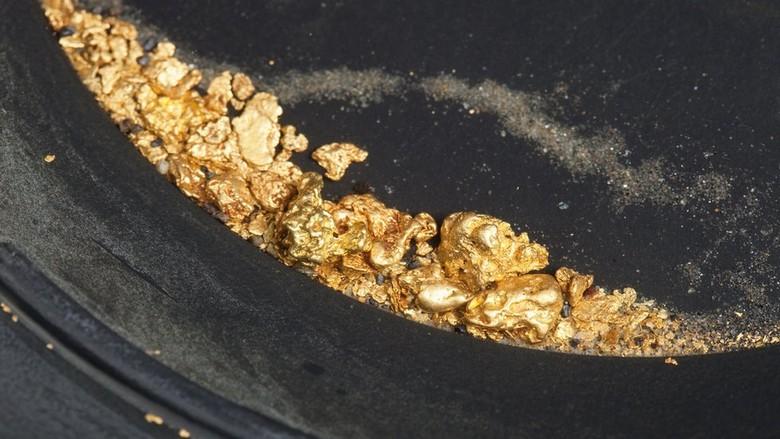 Emas Dapat Digunakan dalam Pengobatan Kanker