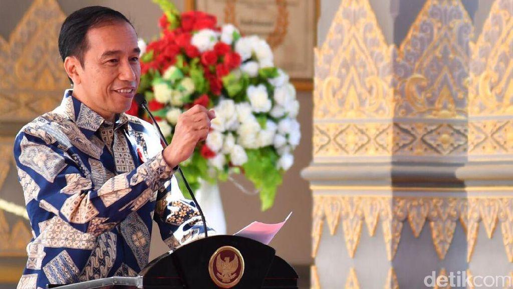 Daya Beli Dianggap Lemah, Ini Kementerian Yang Perlu Dievaluasi Jokowi