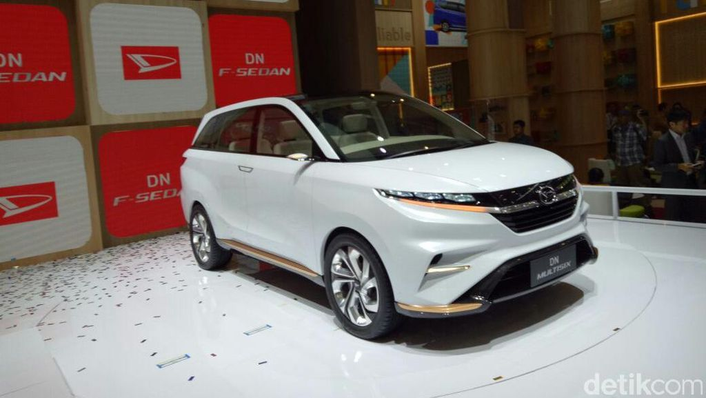 Meramal Nasib MPV Kakak Daihatsu Xenia, Kapan Diproduksi?