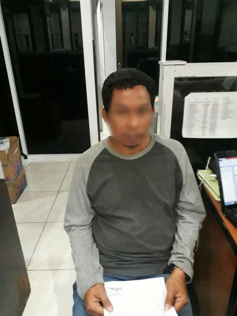 Satu Pelaku Penyekapan Sopir Taksi Online Ditangkap