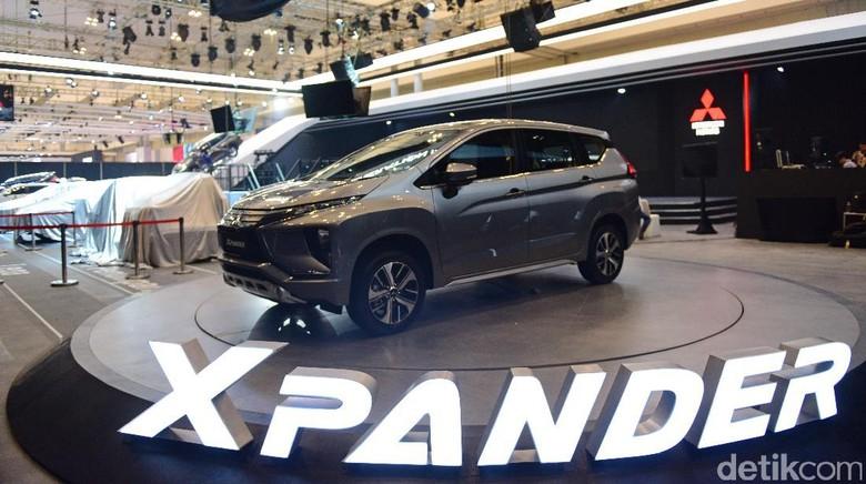 Mitsubishi Xpander Jalani Debut Global
