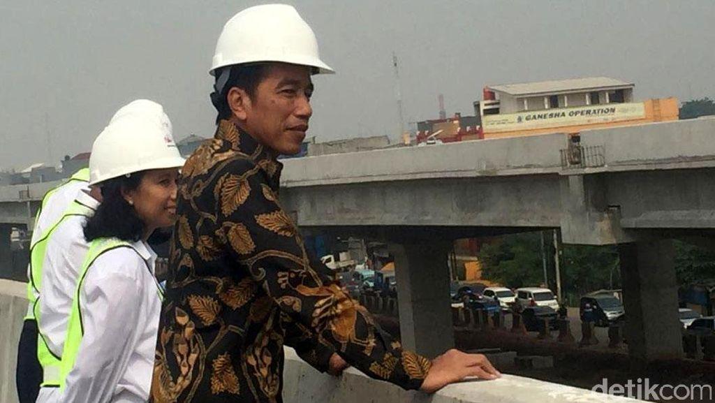 4 Proyek Strategis Jokowi Rampung, Bagaimana Sisanya?