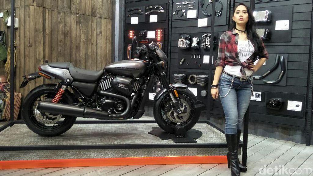 Pakai Nama Sama, Harley-Davidson Tuntut Perusahaan Rokok Sumut