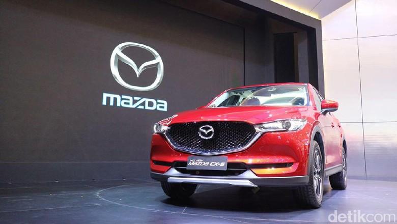 Eurokars Minta Jatah Mazda CX-5 Dilebihkan