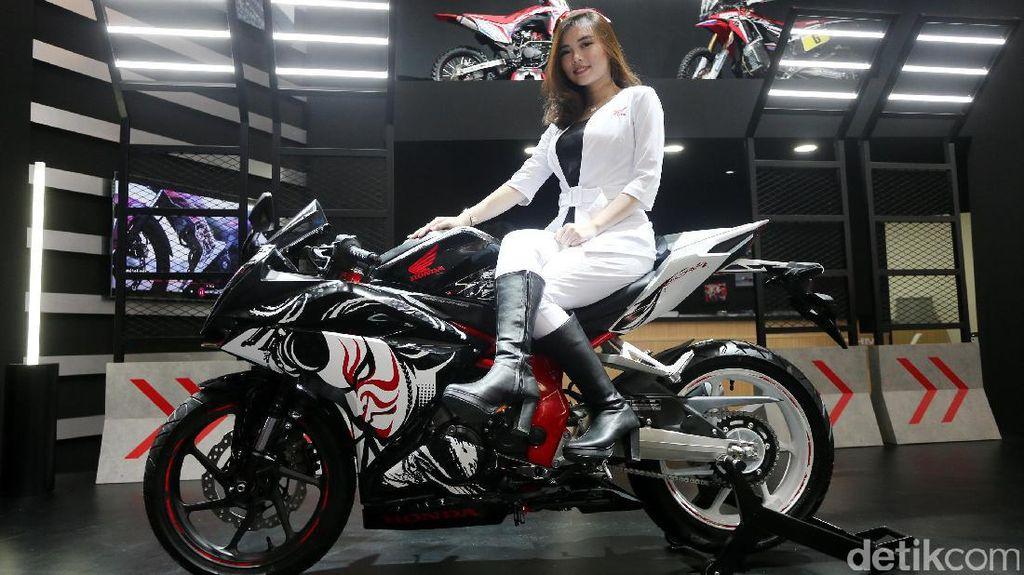 CBR250RR Motor Paling Laris Honda