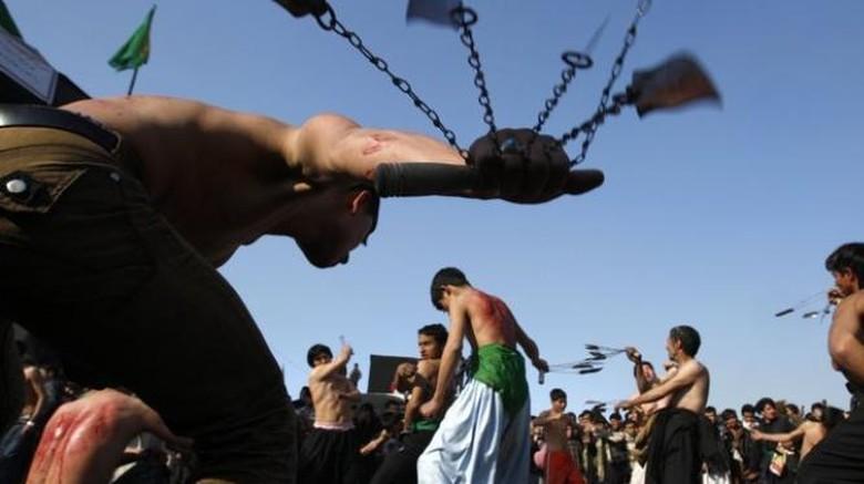 Peringatan Ashura yang penuh darah (Reuters)