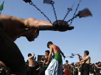 Penuh Darah, Ini Ritual Penebusan Dosa di Timur Tengah