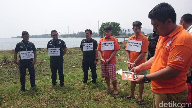 Polisi akan Berangkat ke Taiwan Periksa 3 Sindikat 1 Ton Sabu