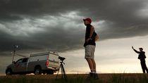 Foto: Para Pemburu Badai