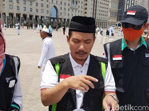 Insiden Petugas Tak Terangkut Warnai Pemberangkatan Jemaah ke Mekah