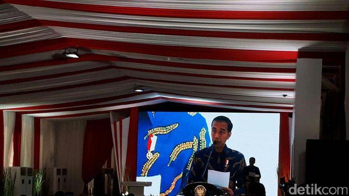 Jokowi (Foto: Eduardo Simorangkir-detikFinance)