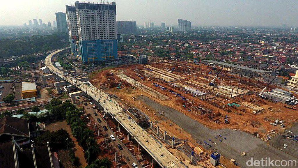 MRT akan Diuji Coba Desember 2018