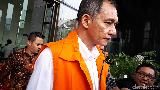 Nofel Hasan Tersangka Kasus Suap Bakamla Segera Disidang