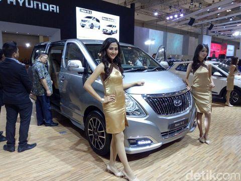 Hyundai Luncurkan Grand i10 dan H-1, Ini Rincian Harganya