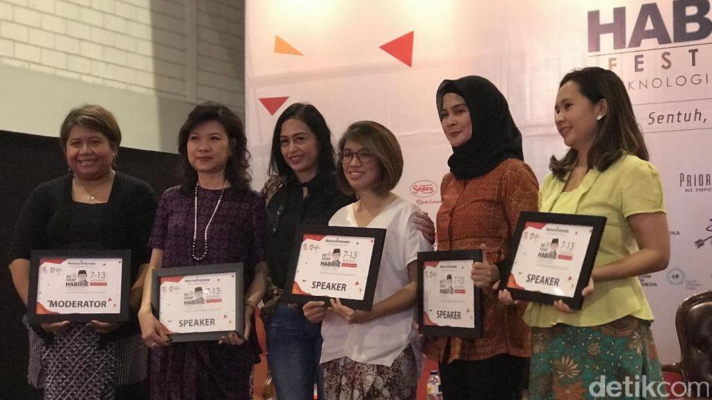 Mantap! Makin Banyak Srikandi di Jagat Teknologi Indonesia
