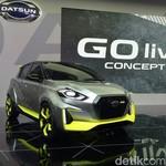 Pertama di Dunia, Datsun Pamer Mobil Terinspirasi dari Jakarta