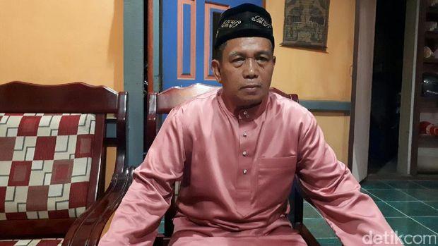 Ketua PHBI Sekayam, Ade Abdullah /