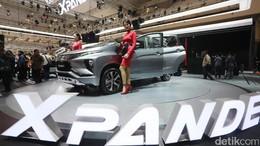 Mitsubishi: Konsumen yang Batal Beli Xpander di Bawah 5%
