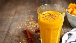 Segarnya Lassi dari India, Paduan Mangga Segar dengan Yogurt