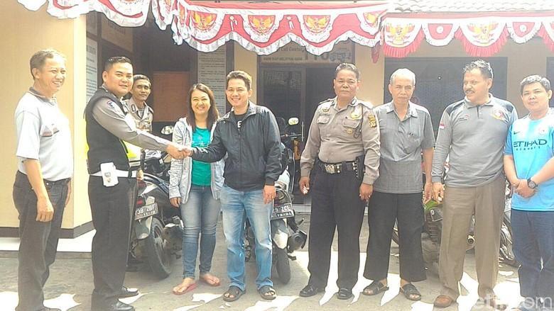 Sempat Ejek Polisi Bandung, Perempuan Pelanggar Lalin Minta Maaf