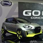 Datsun GO live Concept Jadi Patokan Desain Datsun GO