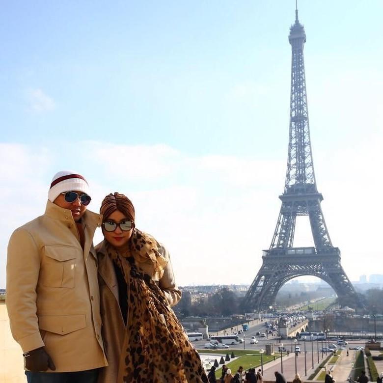 Foto: Mengintip Gaya Hidup Bos First Travel: Liburan di Paris hingga ke Swiss