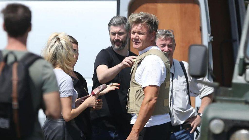 Tidak Memasak, Kali Ini Gordon Ramsay Bintangi Film Dokumenter Bisnis Narkoba