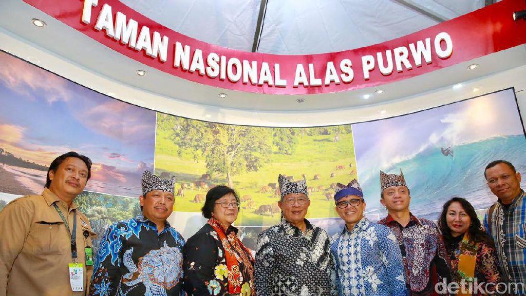 Festival Taman Nasional dan Wisata Alam di Banyuwangi Diresmikan