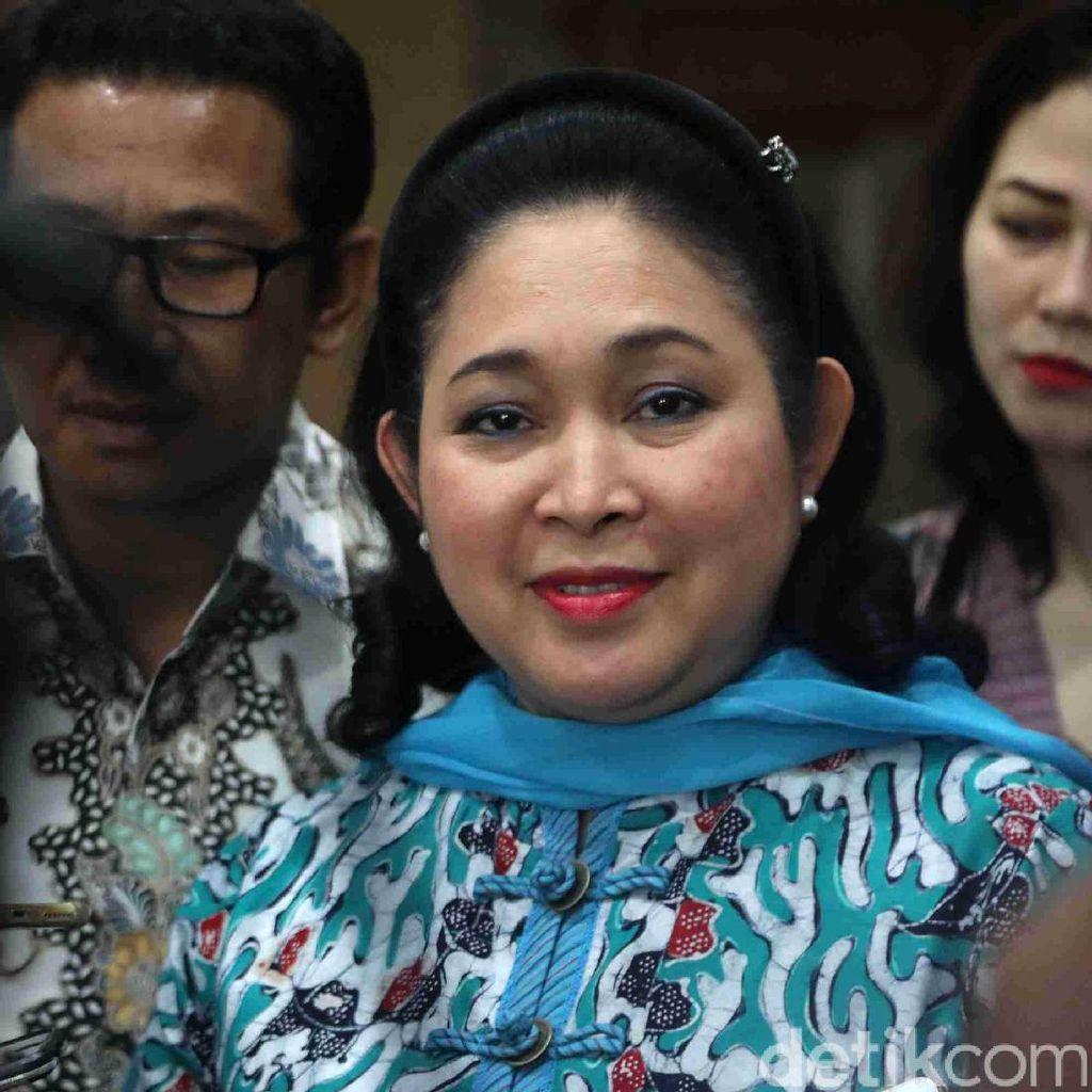 Titiek Soeharto Siap Jadi Ketum Golkar