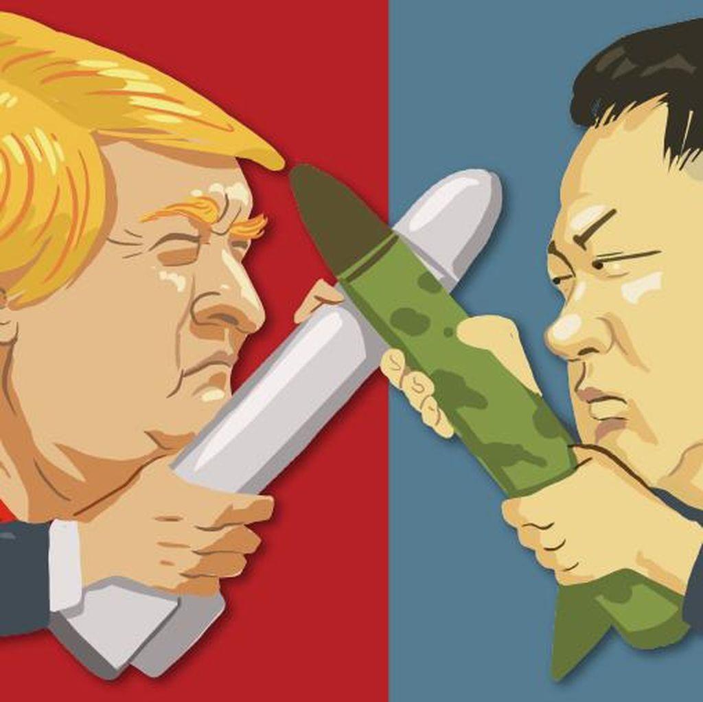 Dennis Rodman Sebut Trump dan Kim Jong-Un Miliki Kemiripan