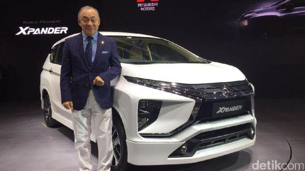 Kepala Desainer Mitsubishi Tsunehiro Kunimoto