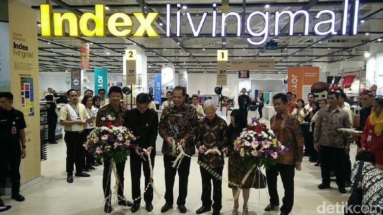 Ritel Perabot Asal Thailand Buka Gerai di Transmart Carrefour