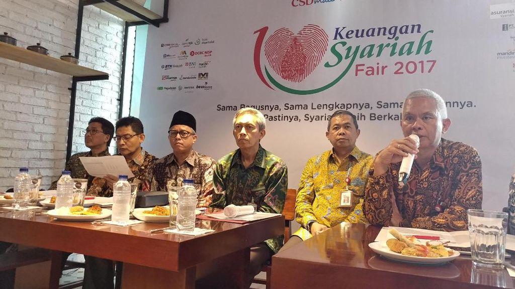 OJK Gelar Sosialisasi Keuangan Syariah di Mal