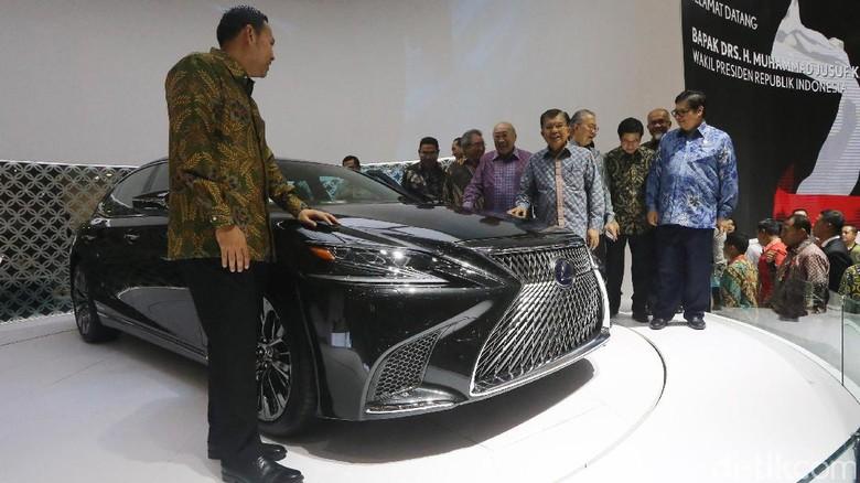 JK: Mobil Listrik Bakal Kurangi Beban Subsidi BBM