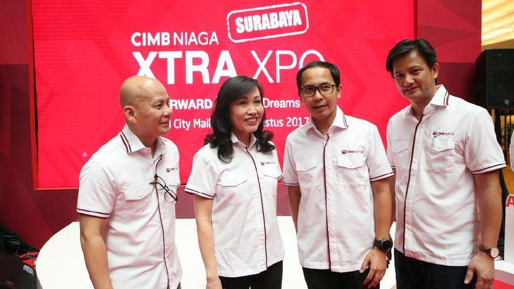 CIMB Niaga XTRA XPO Pertama Kali Hadir di Surabaya