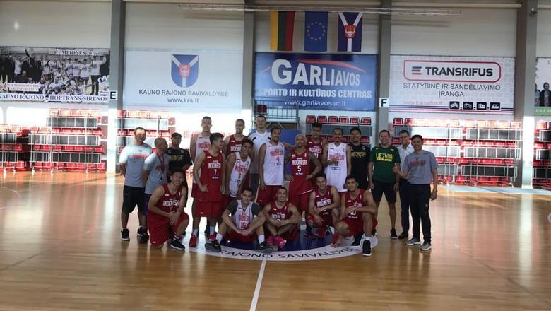 Ini 12 Pemain Timnas Basket Indonesia untuk SEA Games 2017