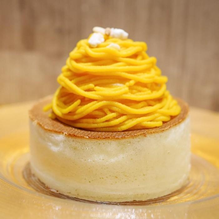 Kafe Yukinoshita ini cabang dari Osaka. Bahannya sangat spesial, pakai telur ayam kampung dari distrik Taki dan susu nonpasturisasi dari Izu, Shizuoka, Alamat: 1-22-10 Minami Aoyama, Minato-ku, Tokyo.Foto: Istimewa