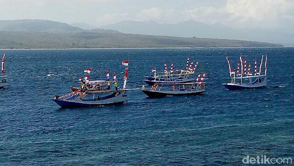 Luhut: Potensi Laut RI Capai Rp 17.550 T, Tapi Belum Dioptimalkan