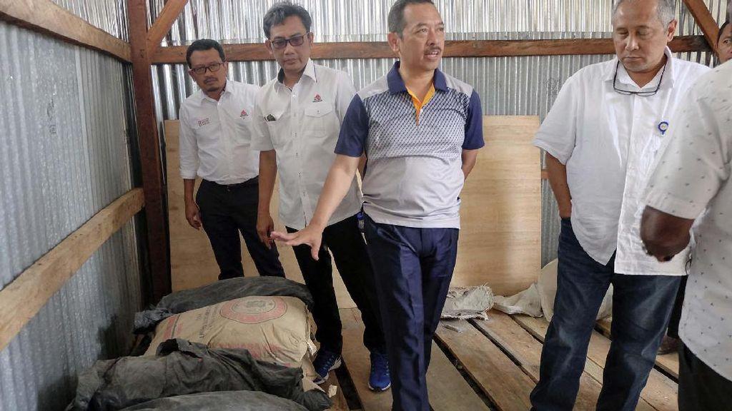Dulu Semen di Papua Rp 2 Juta/Sak, di Era Jokowi Rp 500 Ribu/Sak