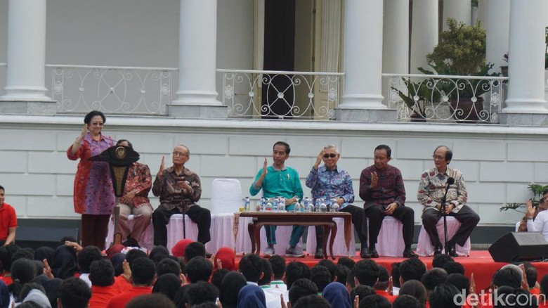 Moral Pancasila Menurut Megawati Soekarnoputri