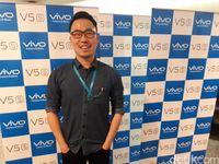 Edy Kusuma Brand Manajer Vivo Mobile Indonesia
