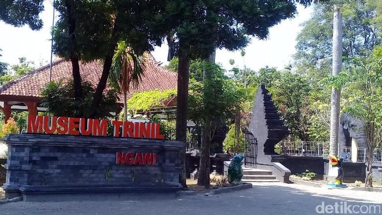 Museum Trinil di Ngawi, Jawa Timur (Sugeng/detikTravel)