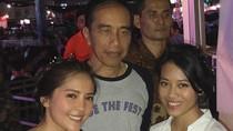 Foto Bareng Jokowi di We The Fest, Lala Karmela Pamer di Instagram