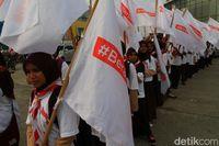 Menpora Luncurkan Kirab Pemuda Nusantara di Kabupaten Bandung