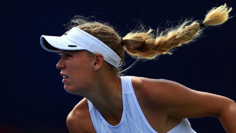 Wozniacki ke Semifinal Usai Kalahkan Pliskova