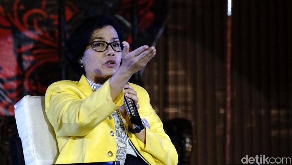 Sri Mulyani Bicara di Depan 8.000 Mahasiswa UI